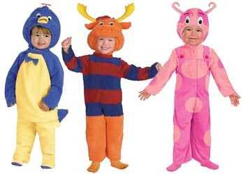 disfraces de discovery kids